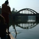Backwaters 020 - Pont - Inde