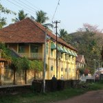Backwaters 007 - Maison coloniale - Inde